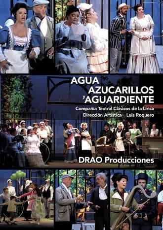 'Agua, azucarillos y aguardiente', zarzuela clásica en el Buero Vallejo