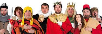 'Mucho Shakespeare' llega al Teatro Moderno de la mano del Ciclo Ataquilla 5.0
