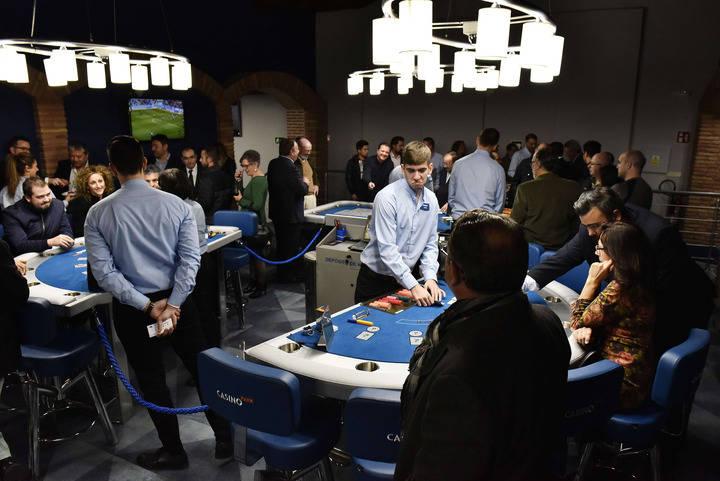 El Área 103 se convierte también en casino