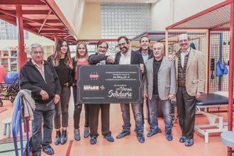 El IV Vermú Solidario recaudó durante todas las Ferias para Nipace... ¡casi 22.000 euros!