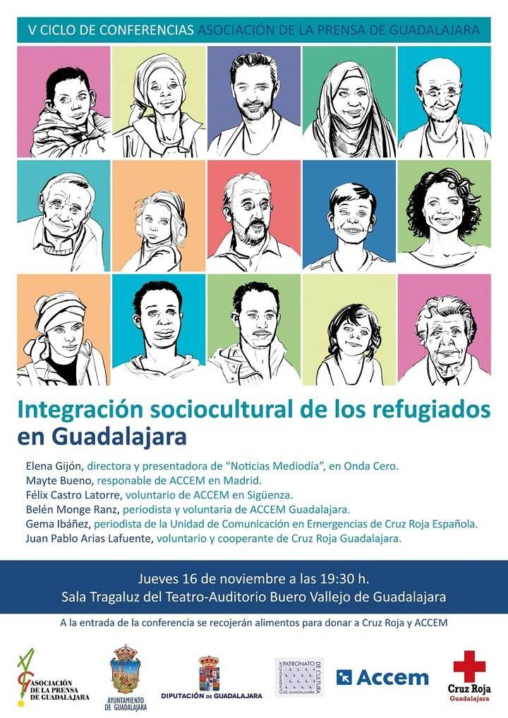 Este jueves arranca el V Ciclo de Conferencias de la Asociación de la Prensa de Guadalajara