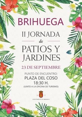 Brihuega abre de par en par sus patios y jardines el próximo sábado