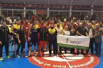 Derbi histórico del baloncesto provincial con el Isover Basket Azuqueca como líder en solitario