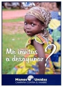 """""""¿Me invitas a desayunar?"""". La pregunta que hace Manos Unidas en Guadalajara"""