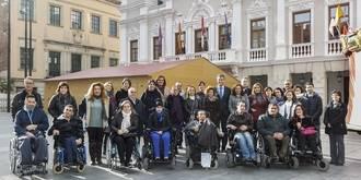 """Guadalajara se suma al Día Internacional de la Discapacidad con el programa """"Guadalajara solidaria"""""""