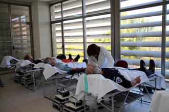 Guadalajara volvió a volcarse con el II Maratón de Donación de Sangre del Colegio de Enfermería