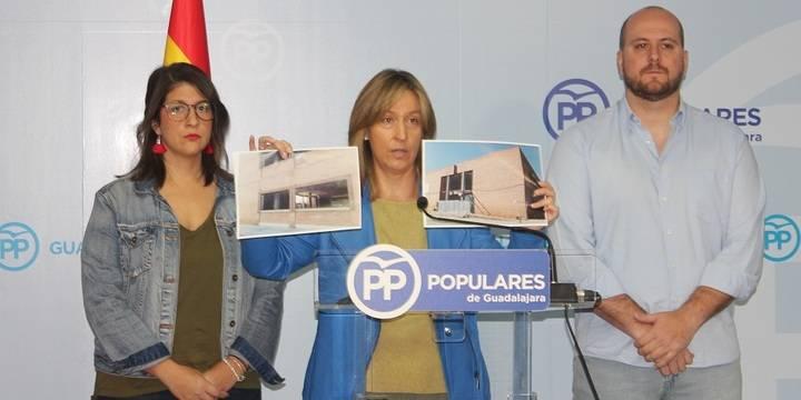 """Ana Guarinos: """"Page debe empezar a pensar en los intereses de Guadalajara, provincia a la que siempre ha tenido olvidada y marginada"""""""