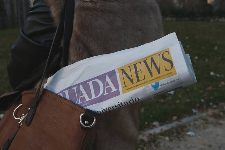Descenso de las temperaturas este lunes en Guadalalajara con rachas frías de viento de hasta 23 kms/h