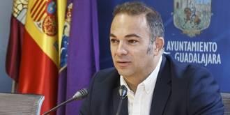"""Carnicero: """"La Junta está amenazando gravemente el desarrollo urbanístico de Guadalajara y no lo vamos a tolerar"""""""