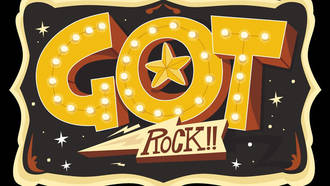'Got Rock!, un espectáculo genial' llega este domingo al Teatro Moderno