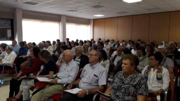 Encuentro de animadores de grupos de Lectura Creyente y Orante de la Biblia