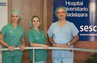 El Hospital de Guadalajara será sede de un curso sobre reconstrucción vaginal tras operaciones agresivas