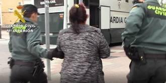 """La Guardia Civil detiene a 11 personas que robaban en Guadalajara a personas mayores con el método del """"agradecimiento"""""""
