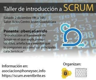 Taller de SCRUM y Cybercamp 2017, próximas citas para HoneySec