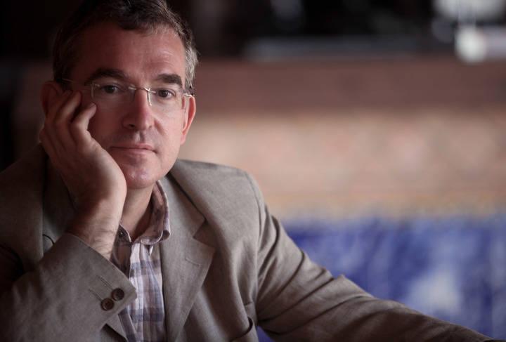 El viernes 3 de noviembre, noche literaria en Sigüenza con Santiago Posteguillo