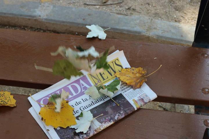 Por fin llega el otoño de verdad: Lluvias durante todo este miércoles en Guadalajara