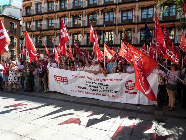 """Califican de """"inmorales"""" las nuevas subvenciones a CCOO y UGT en Castilla-La Mancha por valor de 860.000 euros"""