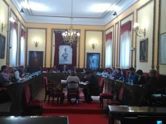 El Ayuntamiento negociará con el Gobierno un plan integral para los Jardines del Infantado a iniciativa de Ahora Guadalajara
