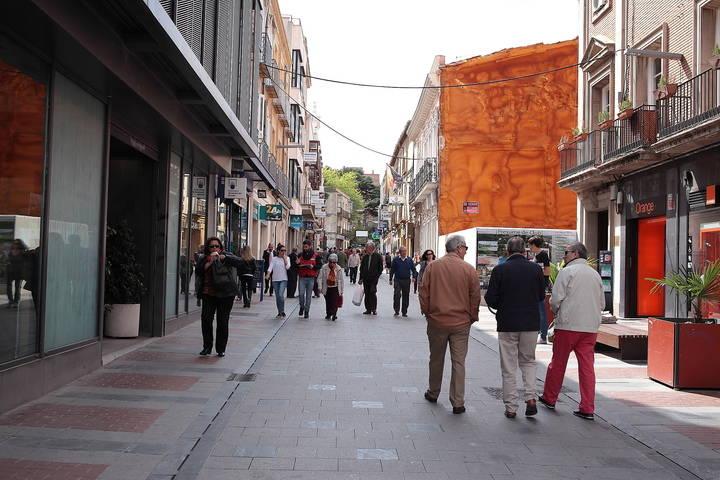 La provincia de Guadalajara (253.310 habitantes), única en Castilla La Mancha en ganar en número de habitantes