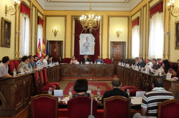 Reunión este lunes del Consejo Escolar en el Ayuntamiento de Guadalajara