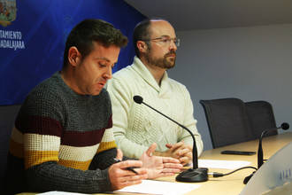 Ciudadanos Guadalajara llevará al pleno la climatización del Cuartel del Henares