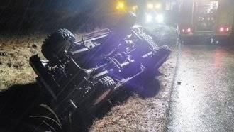 Muere un joven de 27 años y otras dos jóvenes heridas en un accidente de tráfico en Budia
