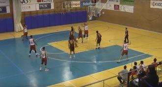 Segunda derrota de la tempeorada para un mermado Isover Basket Azuuqeca