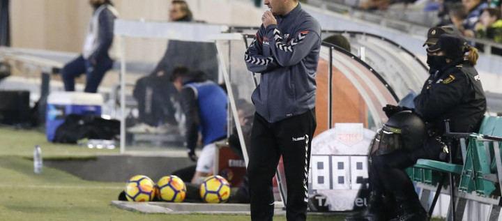 "Alfredo Sánchez: ""Hemos sido claros dominadores"""