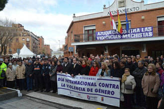 Azuqueca de Henares despide conmocionada y triste a Arantxa de 37 años, última víctima de la violencia machista