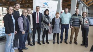 El Ayuntamiento de Guadalajara y laCaixa renuevan su colaboración para que más de 10 asociaciones utilicen la piscina Fuente de la Niña sin coste
