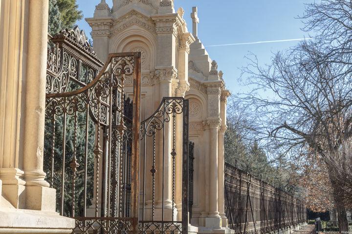 El Ayuntamiento de Guadalajara restaurará la verja del parque de Adoratrices a través del 1,5% Cultural de Fomento