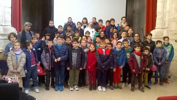 Celebrado en Brihuega el tercer torneo del XIII Circuito de Ajedrez promovido por Diputación