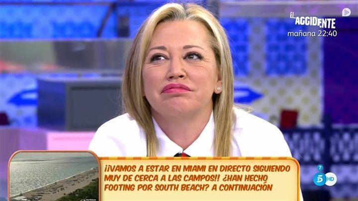 LECTURAS Quieren bajar el sueldo a Belén Esteban
