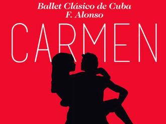 El Ballet de Camagüey trae al Teatro Buero Vallejo a la 'Carmen' más actual