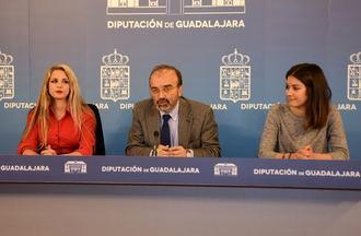 La Diputación de Guadalajara concede tres becas de investigación para universitarios