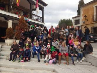 El programa de Navidad de Almonacid ha prestado especial atención a niños y mayores