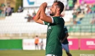 El jugador Alberto Castaño Luis