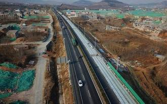 China estrena una carretera solar con
