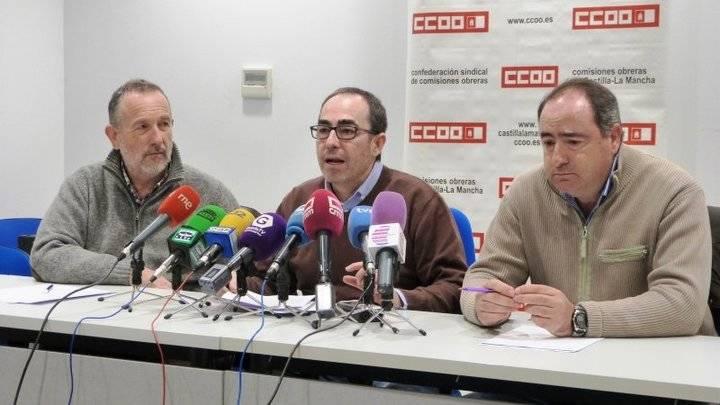 CCOO pide incluir subidas salariales y límites a la temporalidad en el sector logístico de Guadalajara