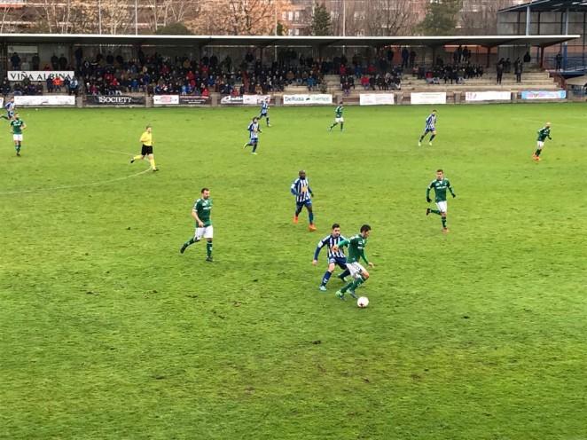El CD Toledo inicia la segunda vuelta con un empate en Talavera