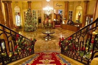 Celebre la Nochevieja por todo lo alto en el Hotel Ritz por el