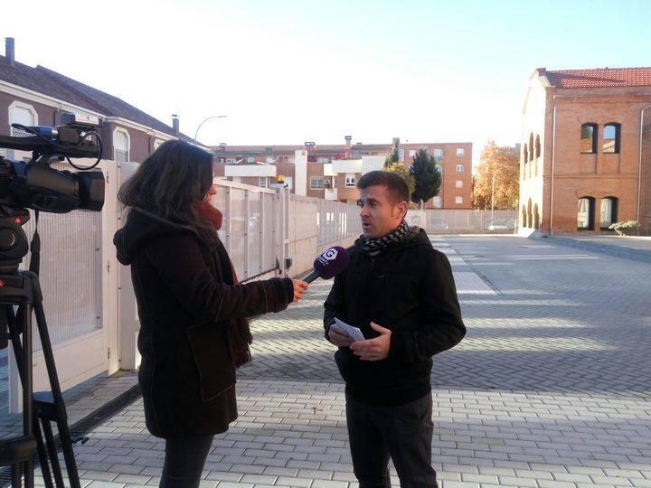 Cs Guadalajara reclama soluciones a los problemas de climatización del Cuartel del Henares