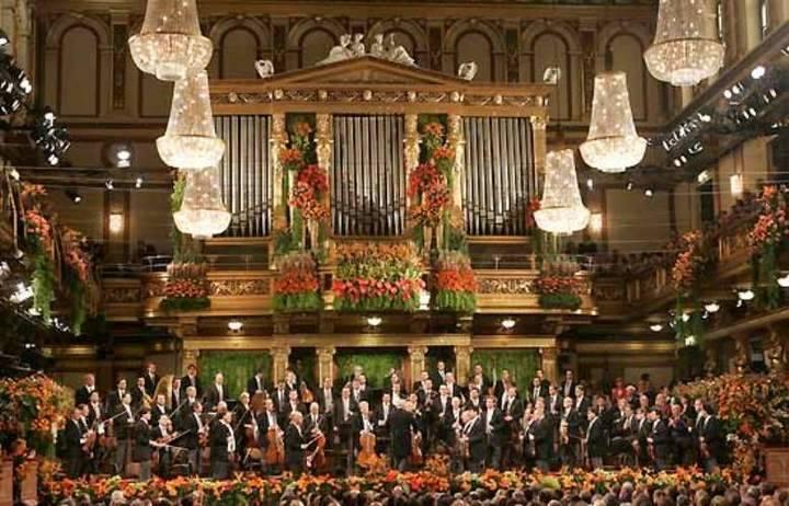 El Año Nuevo comienza este lunes con el tradicional Concierto de la Filarmónica de Viena bajo la batuta de Riccardo Muti