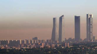 El Ayuntamiento prohíbe este jueves aparcar en la zona SER en Madrid a los no residentes