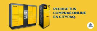 Correos estrena este 'black friday' en Castilla La Mancha un innovador sistema de reparto, el 'CityPaq'