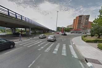 Román confirma que la DGT hará actuaciones inmediatas para prevenir atropellos en Cuatro Caminos