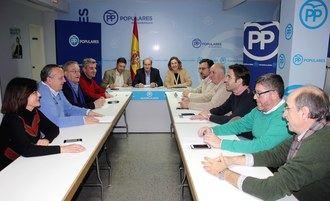 """La Comisión de Economía y Empleo del PP destaca la buena marcha de la economía en España y lamenta que Page y Podemos """"frenen el crecimiento"""""""