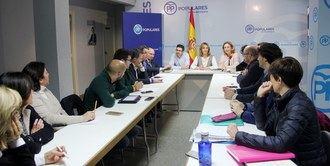 La Comisión de Educación del PP destaca la necesidad de un Pacto de Estado basado en la libertad y la igualdad
