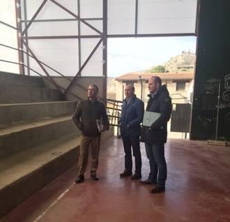 La Diputación de Guadalajara destinará más de 220.000 euros para mejorar las infraestructuras deportivas de 41 pueblos de la provincia