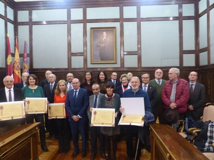 La Diputación entrega los Premios Provincia de Guadalajara 2017